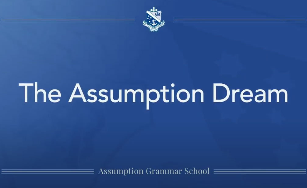 assumption dream
