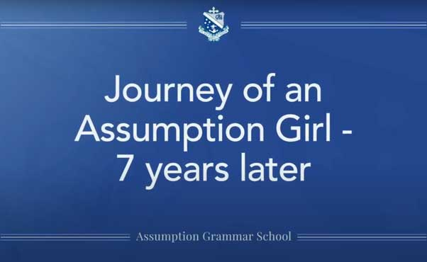 assumption journey